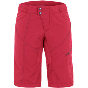 VAUDE Tamaro Cycling Shorts Women red